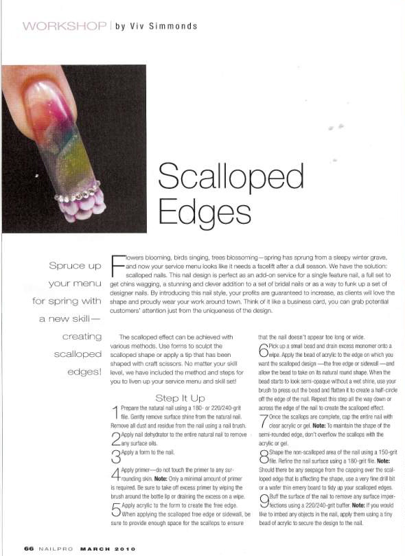 Nailpro Scalloped Nail Feature pg1