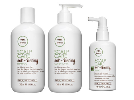 NEW teatree anti-thinning products