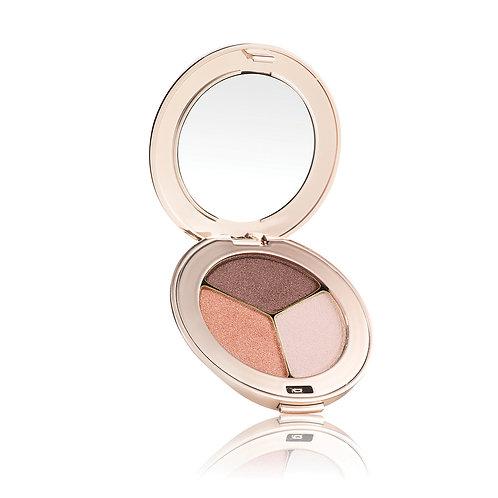 Pure Pressed Eyeshadow Triple Pink Quartz