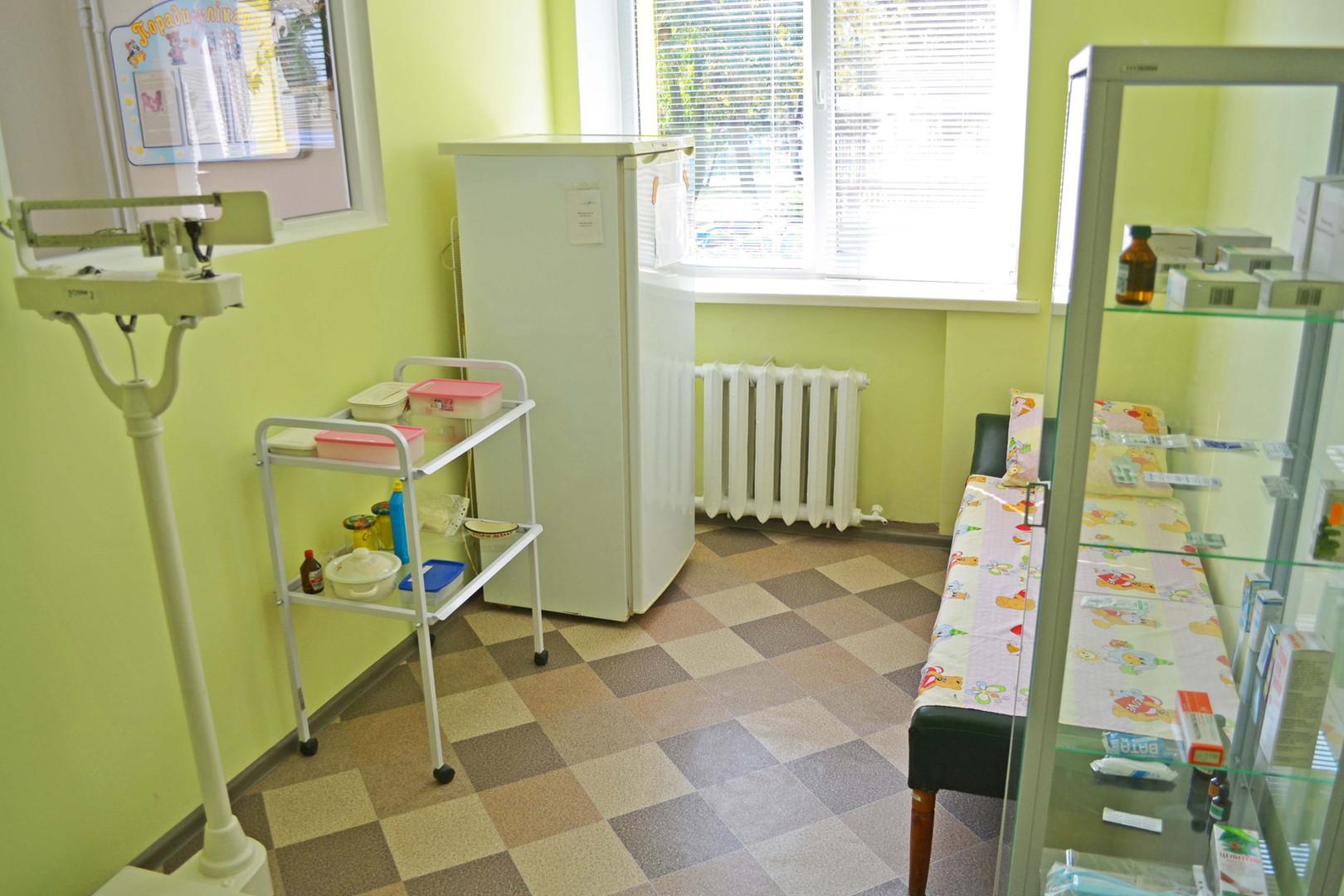 Кабінет старшої медичної сестри