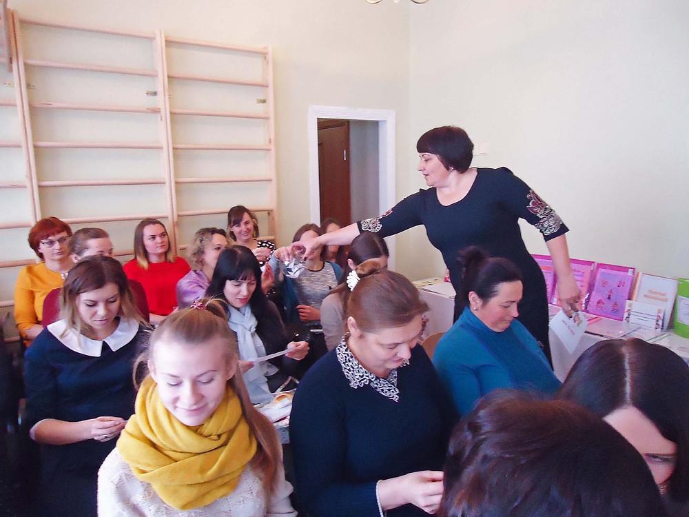 Засідання Школи молодого вихователя