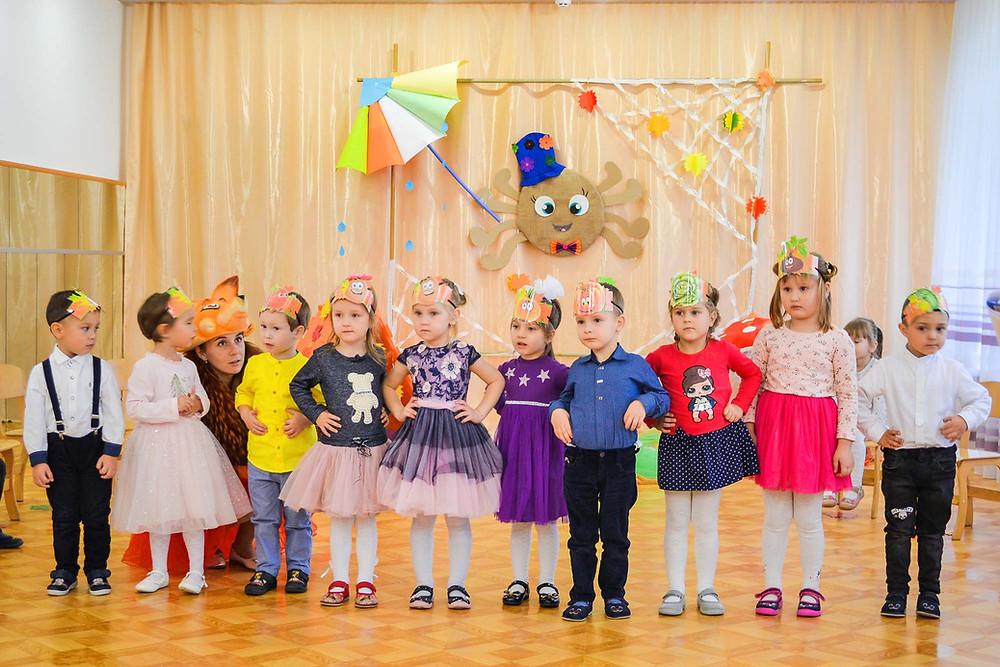 Тиждень української писемності та мови в ДНЗ «Кращої, ніж рідна, мови не буває»