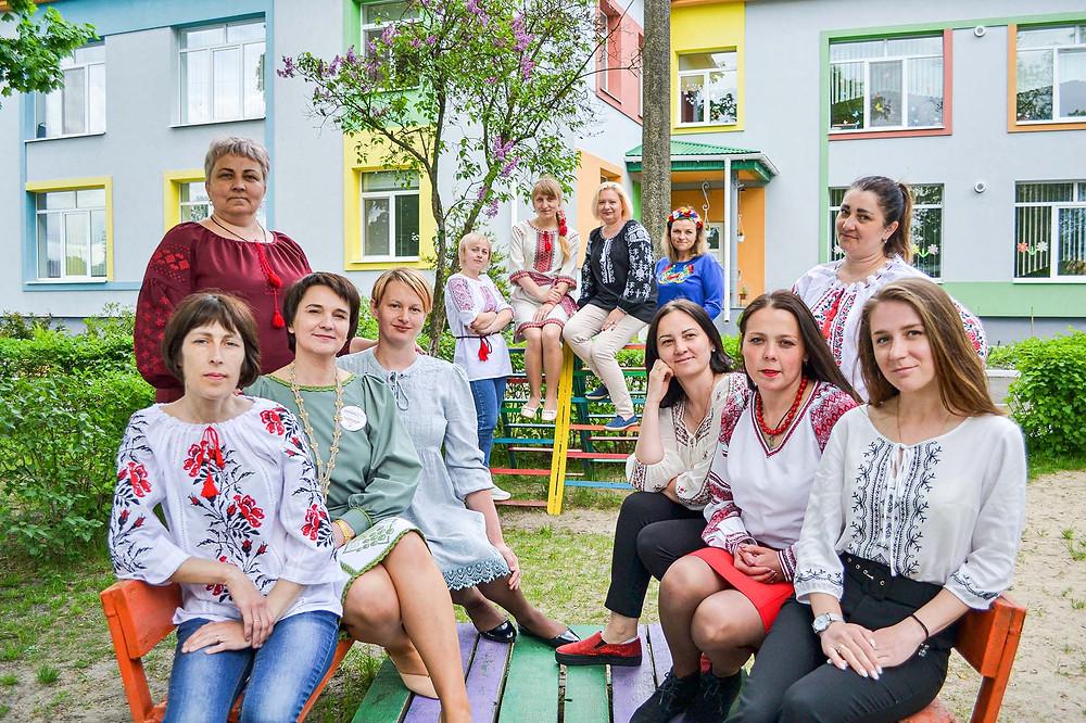 Тиждень українознавства в ЗДО