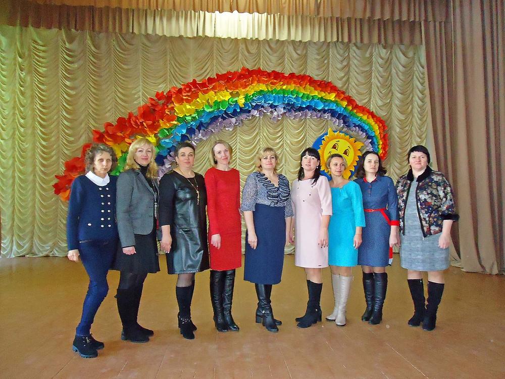 Творчий звіт педагогічних працівників ДНЗ Сарненського району