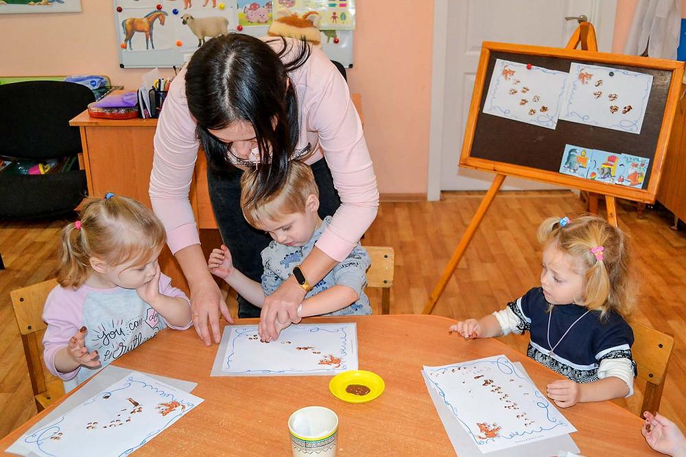 Всесвітній День дітей в ДНЗ