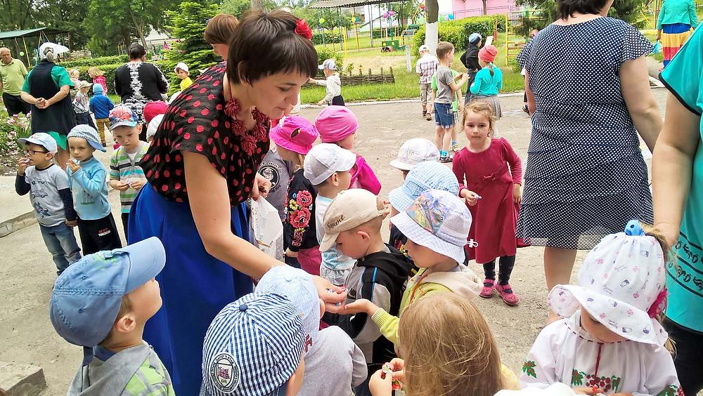 Міжнародний день захисту дітей в ДНЗ