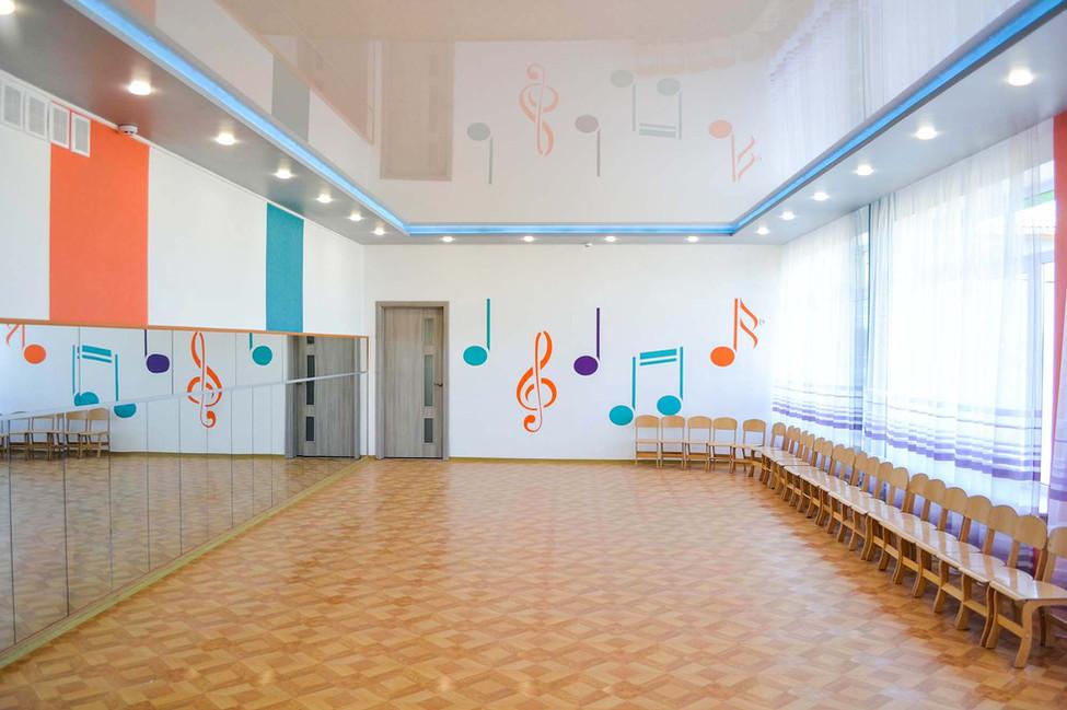Музично-спортивна зала