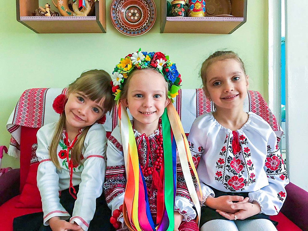 День вишиванки в ДНЗ «Україною горжуся — в вишиванку одягнуся»