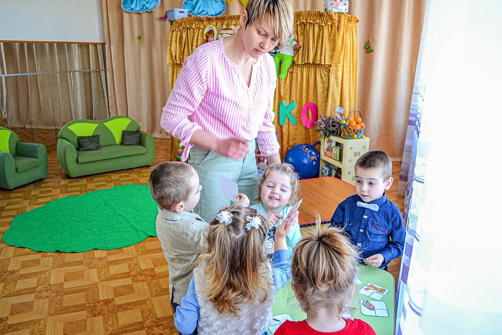 Заняття з основ безпеки життєдіяльності в І молодшій групі «Нолик у гостях у малят»