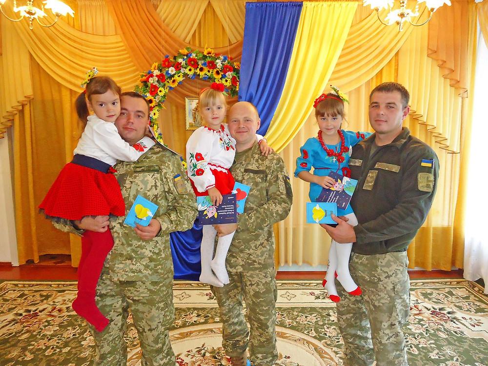Українці сили — ні в кого не просили