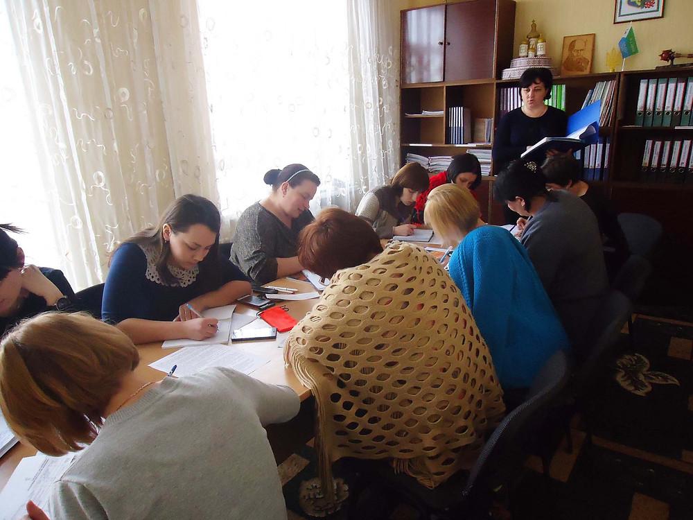 Семінар-практикум «Формування логіко-математичної компетентності дітей дошкільного віку»