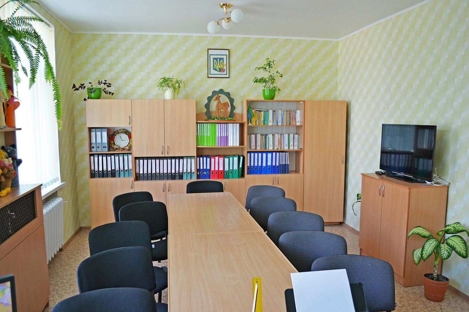 Кабінет вихователя-методиста