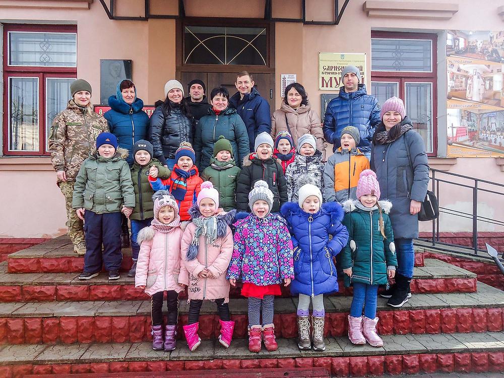 Екскурсія до Сарненського історико-етнографічного музею