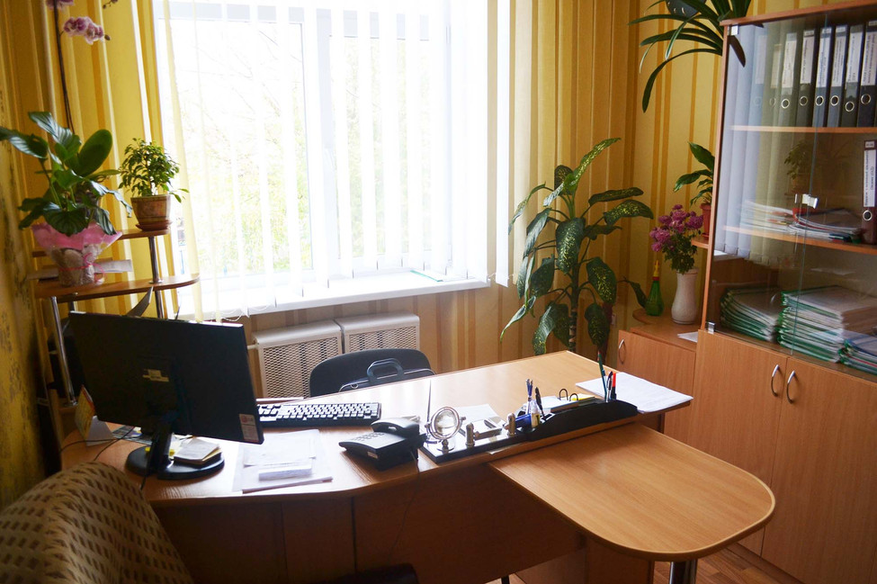 Кабінет завідувача