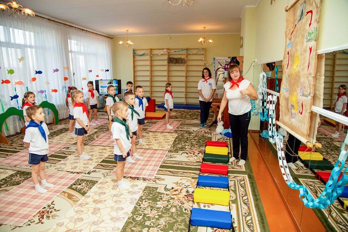 Ігрова діяльність дітей, соціалізація дитини в ДНЗ №1 «Дзвіночок» міста Сарни