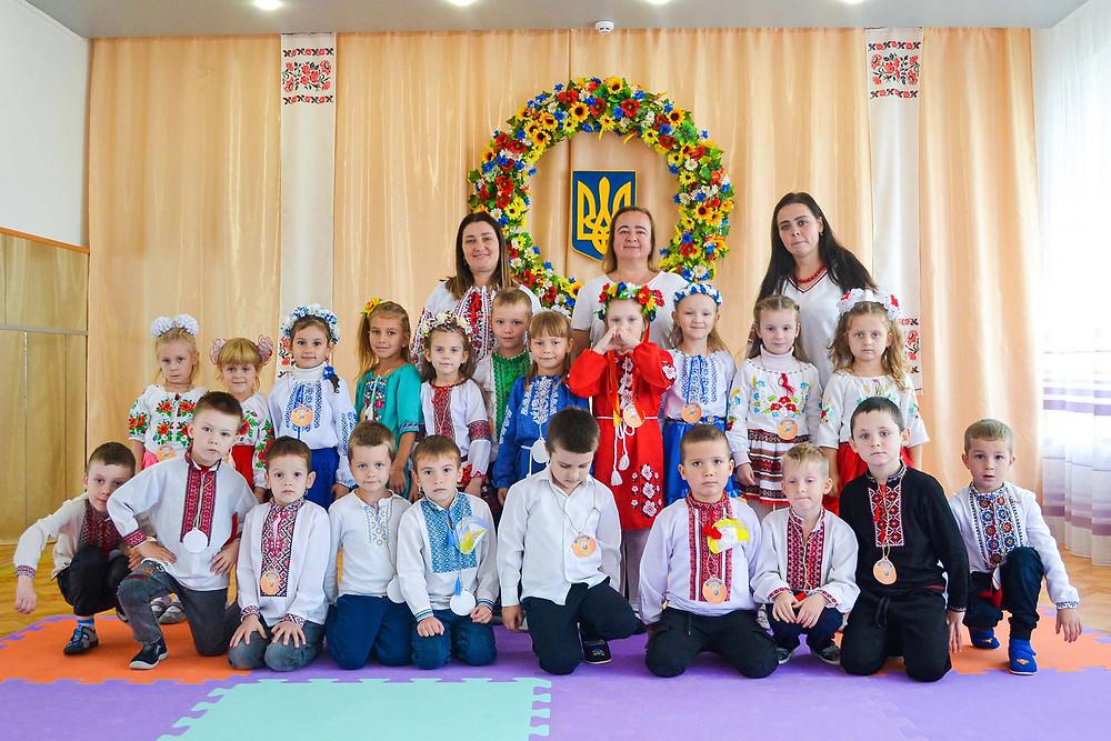 Козацька Покрова в ЗДО
