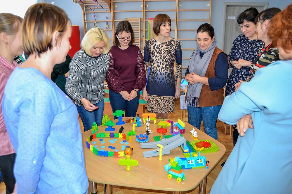 Семінар-практикум «STREAM-освіта, як напрямок інтегрованого навчання та виховання дошкільників»