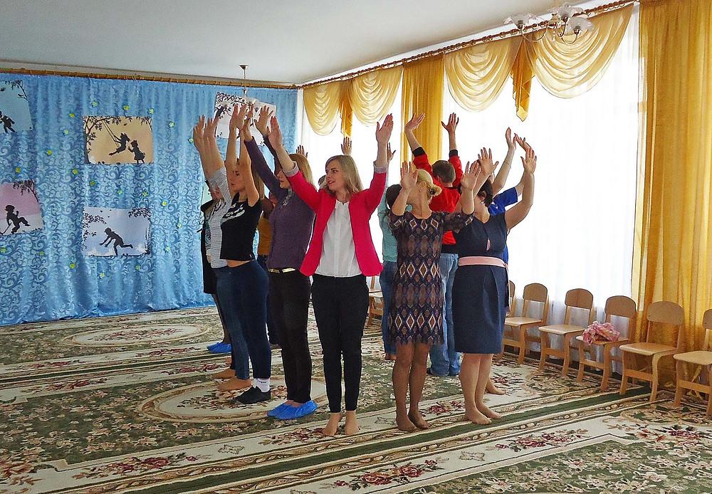 Засідання районного семінару-практикуму музичних керівників