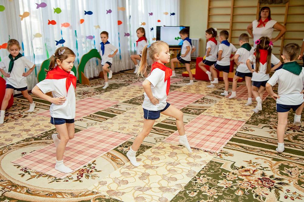 Семінар-практикум для інструкторів з фізичної культури та вихователів ДНЗ