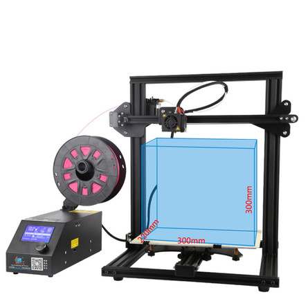 Impresora 3D Creality CR-10 Mini 002 - D