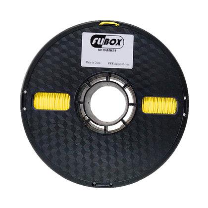 TPU Amarillo 1.75mm 1Kg Flibox Flexible