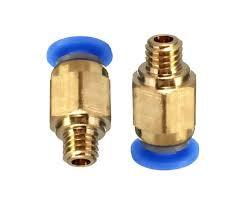 Conector Neumático PTFE PC4-M6