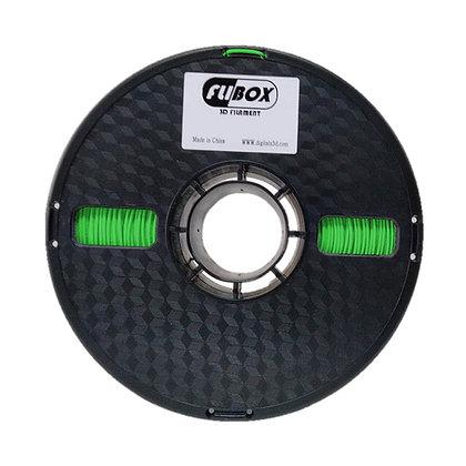 TPU Verde 1.75mm 1Kg Flibox Flexible