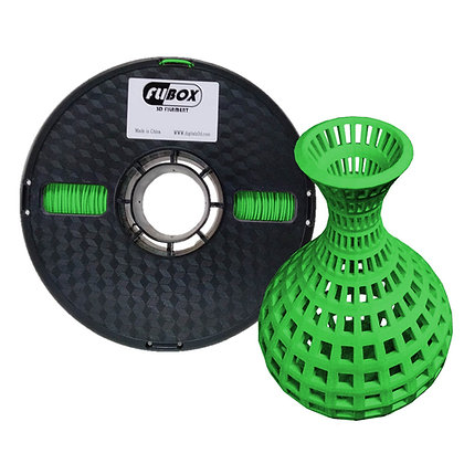 ABS Verde 1.75mm 1Kg Flibox