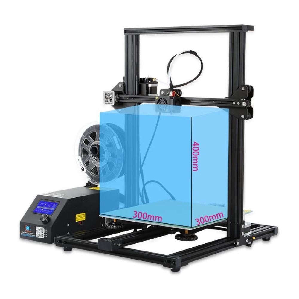 Impresora 3D Creality CR-10 300x300x400m