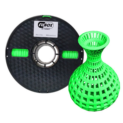 ABS Verde Claro 1.75mm 1Kg Flibox