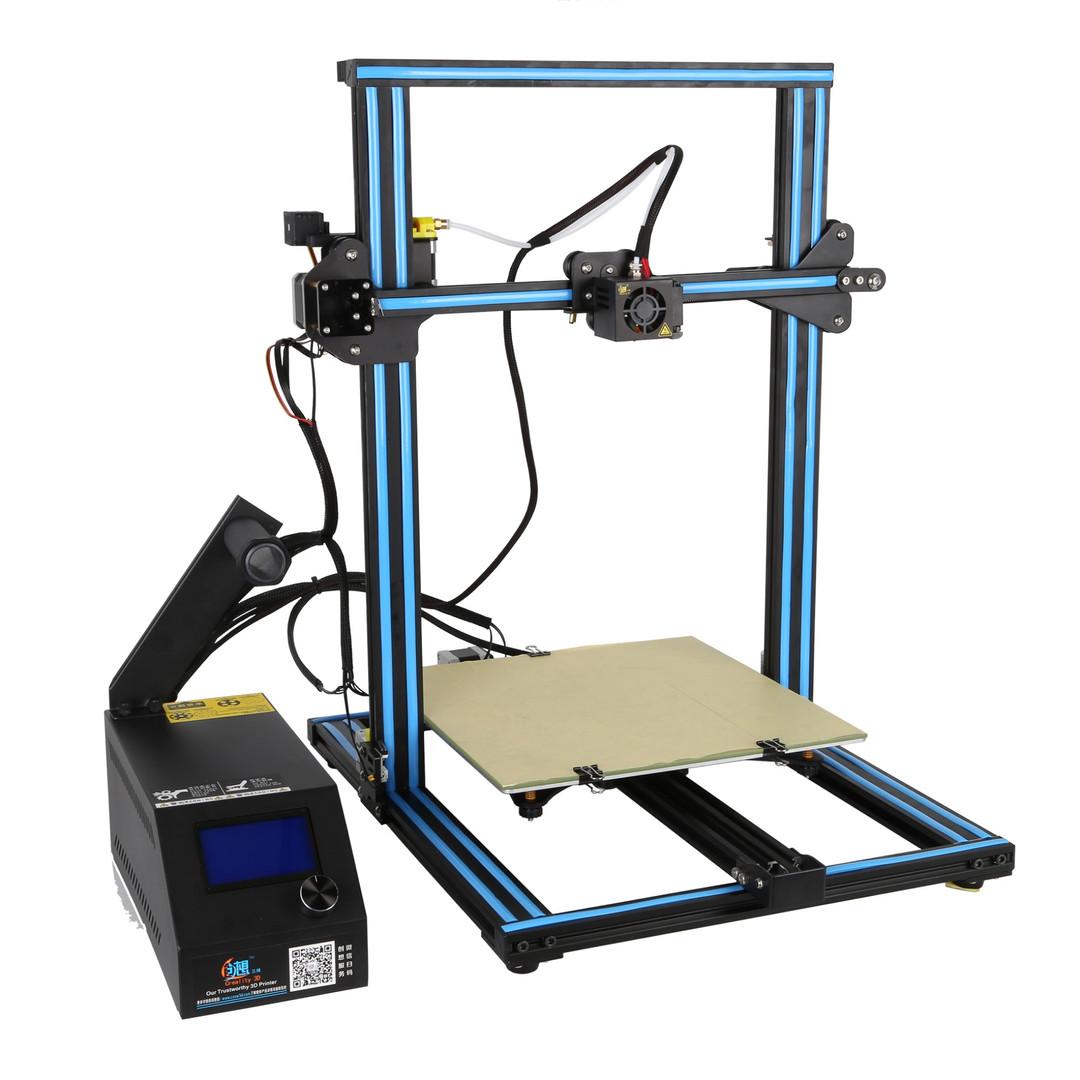 Impresora 3D Creality CR-10S 001 - Digit