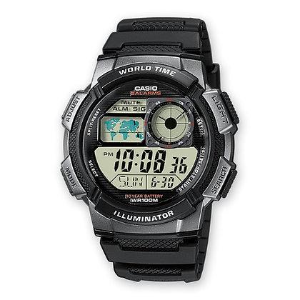 Reloj Casio Led AE1000W-1B
