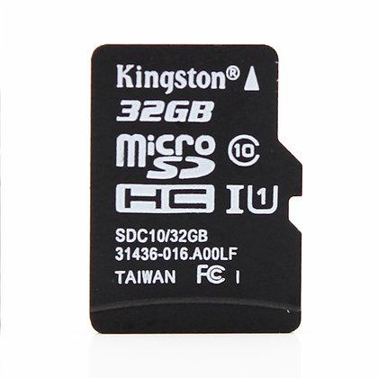 Memoria MicroSD Clase 10