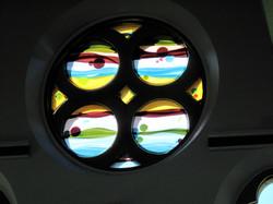 Back windows Prittlewell Chapel