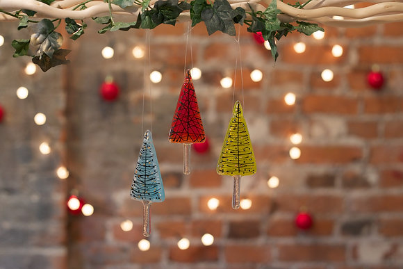 Make your own Christmas decorations 4th December  2020
