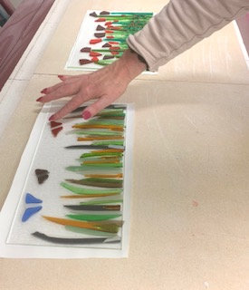 Beginners' warm glass workshop 31st July 2021