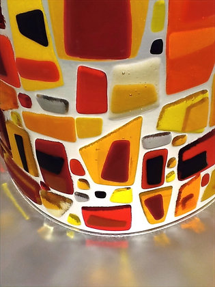 Beginners' warm glass workshop 19th October 2020