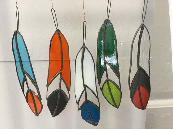 Beginners' stained glass workshop - 29th May 2021