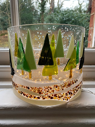 Christmas Warm Glass Workshop 13th November 2021