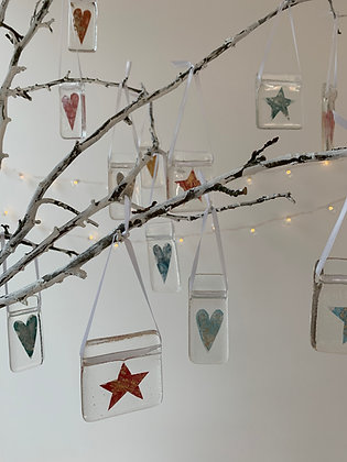 Beginners' warm glass workshop 8th May 2021