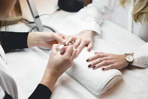 gelish handverzorging manicure gellak sc