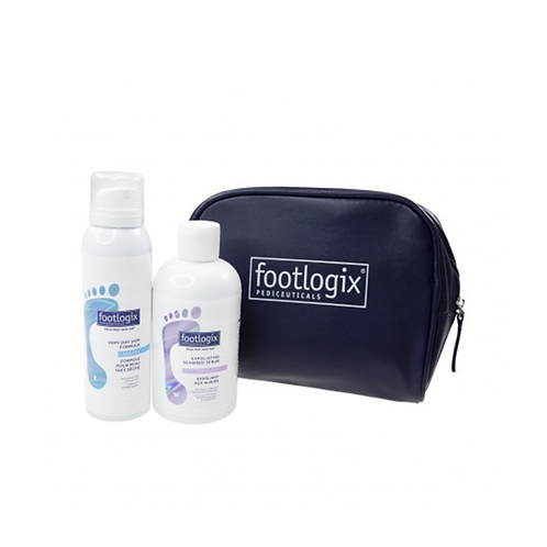 Footlogix Set Exfoliatie & Hydratatie