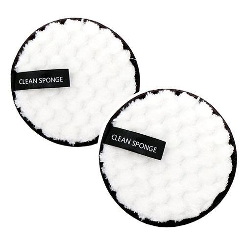 Clean Sponge Double White