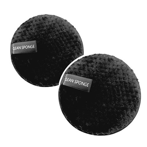 Clean Sponge Double Black