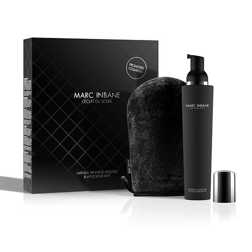Set Tanning Mousse + Glove