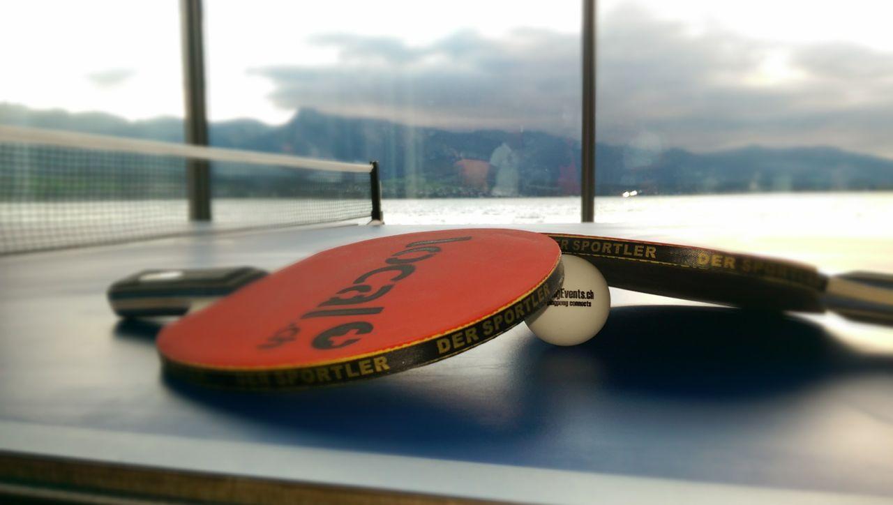 Ping Pong Tisch Firmenanlass