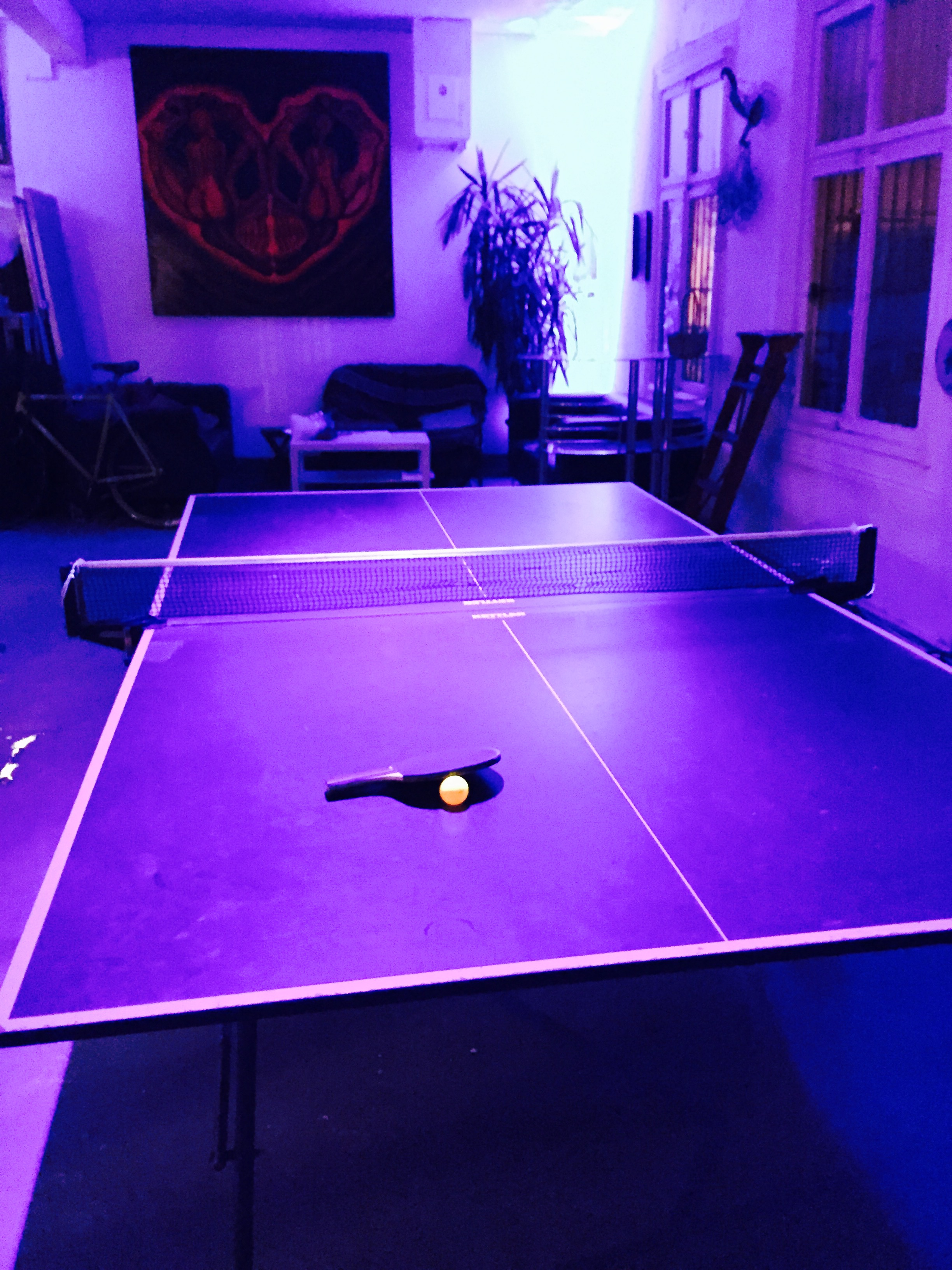 UV Ping Pong Teamevent
