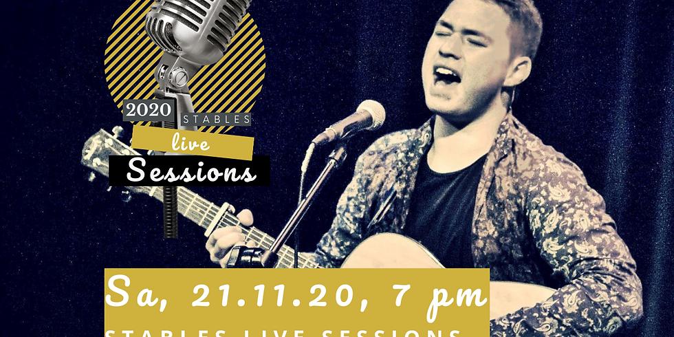 Stables LIVE Sessions 21st Nov 2020 - Sasha Te Whare