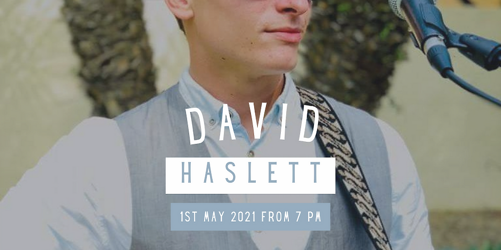 Stables LIVE Sessions with David Haslett