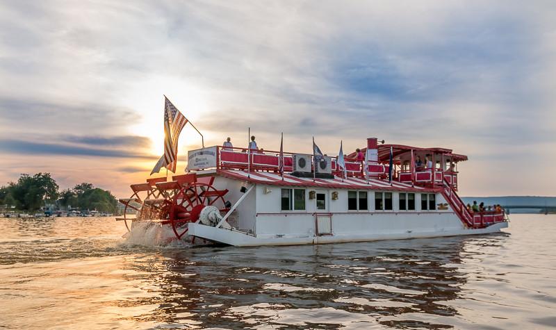 Pride of the Susquehanna Riverboat